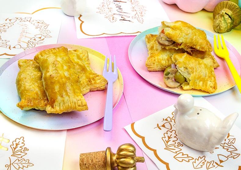 Chicken Sausage Empanadas
