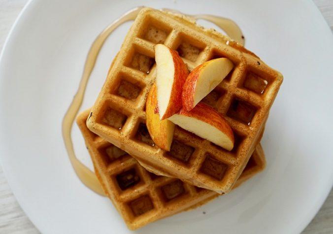 Sweet & Savory Waffles