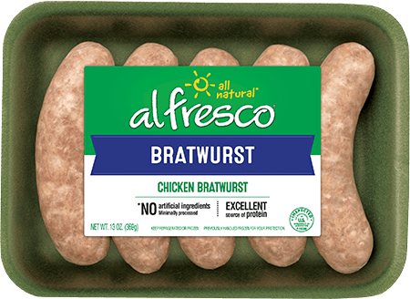 Bratwurst Chicken Sausage Fresh