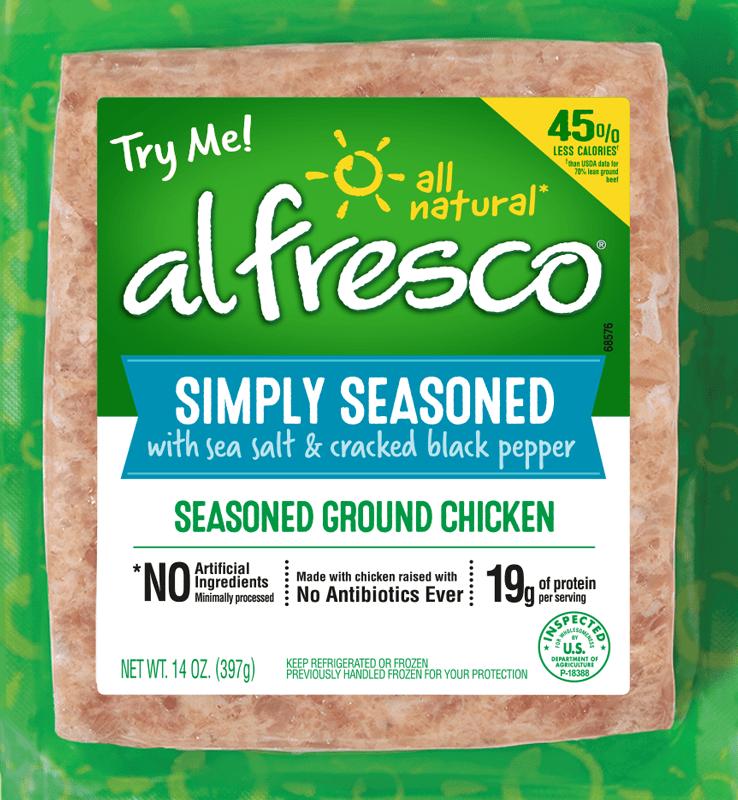 Simply Seasoned Ground Chicken