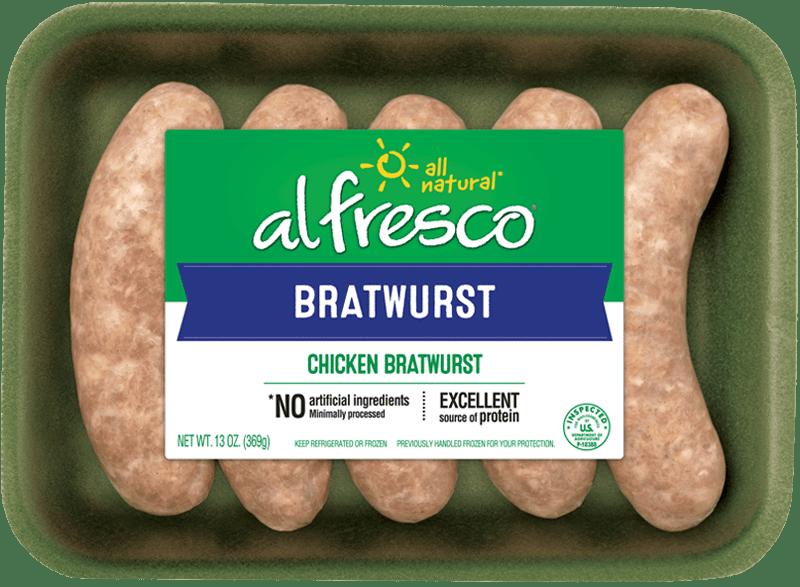 Bratwurst Chicken Sausage Fresh
